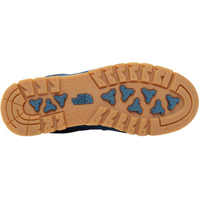 The North Face Back-To-Berkeley Redux Shoes Dam blue wing teal/misty rose